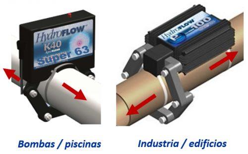 Hydroflow descalcificador electronico