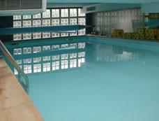 piscina protegida por HydroFlow